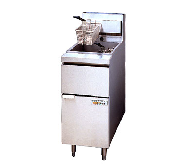 ANETS GoldenFry® Fryer gas spark ignitor s/s open vat s/s front  - #14GSF