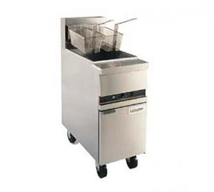 ANETS GoldenFry® Fryer gas s/s fry pot front & sides  - #MX14EXAAF