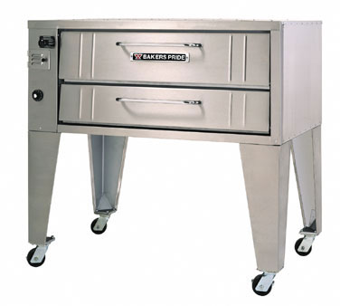 Bakers Pride Stubby Pizza Deck Ovens