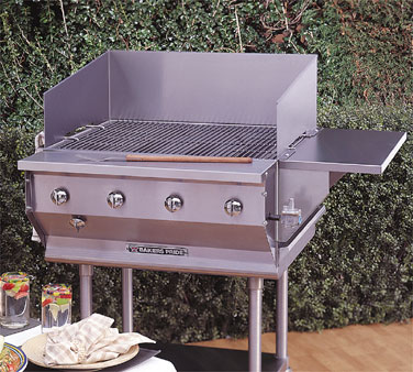 Bakers Pride 30 Inch Outdoor Charbroiler CBBQ-30S