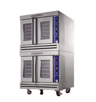 Bakers Pride Convection Oven Gas - BCO-G2