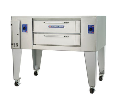 """Bakers Pride Pizza Oven Deck-Type 48"""" - DS-805"""