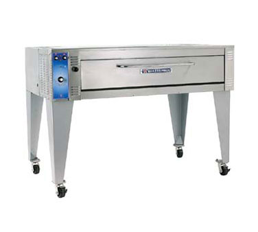 Bakers Pride 57 Inch Baking Deck Ovens