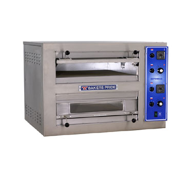 "Bakers Pride Pizza Oven Deck-Type (2) 28"" - EP-2-2828"