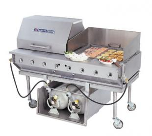 "Bakers Pride Charbroiler 30"" - CBBQ-30S-CP"
