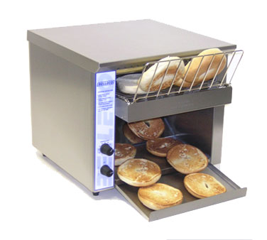Belleco Junior Electric Conveyor Bagel Toaster - JT1-B