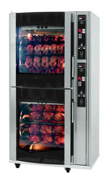 BKI Rotisserie Oven electric - VGG-16-C