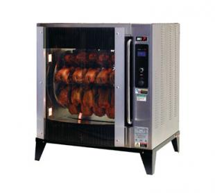 BKI Rotisserie Oven electric - VGG-8-F
