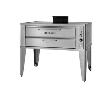 "Blodgett Oven deck-type gas 33"" - 911 TRIPLE"