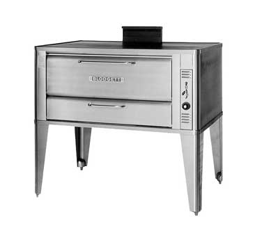 "Blodgett Oven deck-type gas 42"" - 951 DOUBLE"
