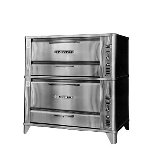 "Blodgett Oven deck-type gas 42"" - 961 TRIPLE"