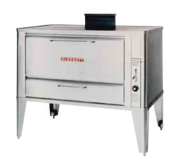 "Blodgett Oven deck-type gas 42"" - 966 SINGLE"
