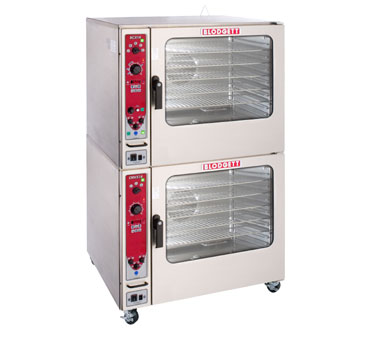 Blodgett Convection Oven stacked - CNVX-14E DBL