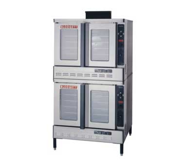 Blodgett Roll-In Convection Oven double - DFG100 DOUBLE RI