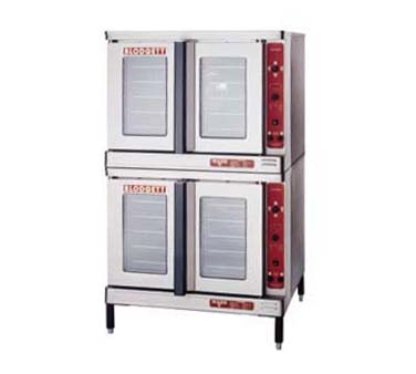 Blodgett Roll-In Convection Oven double - MARK V DOUBLE RI