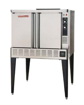Blodgett Single Convection Oven - ZEPH-100-G SGL