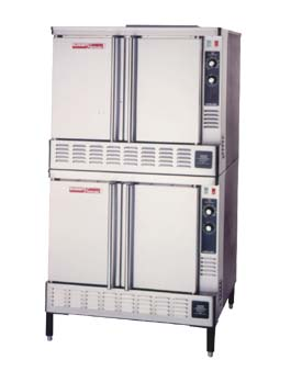 Blodgett Roll-In Double Convection Oven - ZEPH-100-G RI D