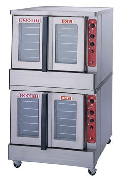 Blodgett Xcel Convection Oven double - MARK VXCEL DOUBL