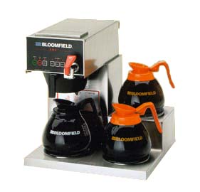 Bloomfield E.B.C. Coffee Brewer - 1072D3F-120