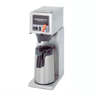 Bloomfield Integrity Airpot Brewer - 8773AF
