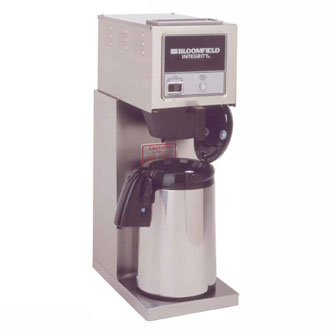 Bloomfield Integrity Airpot Brewer - 8774-A
