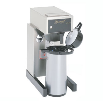 Bloomfield Gourmet 1000 Airpot Brewer - 8785-A