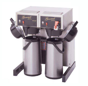 Bloomfield Gourmet 1000 Airpot Brewer - 8792