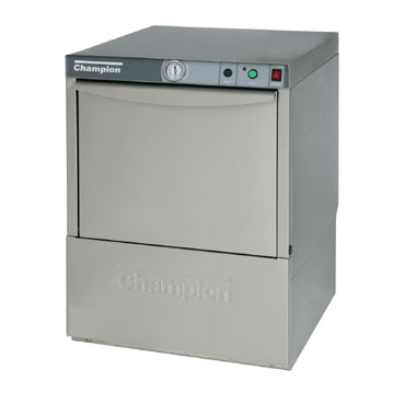 Champion Dishwasher under-counter  top mounted - UL-130