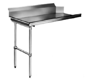 "CMA Dishmachines Clean Dishtable - 60"" Long  CL-60"