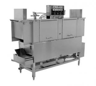 "CMA Dishmachines Dishwasher 66"" conveyor type  - #CMA-66L/R-L"