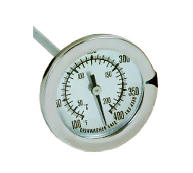 Comark Candy/Deep Fry Thermometer - #CD400K