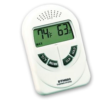 Comark Temperature & Humidity Tester - #DTH880