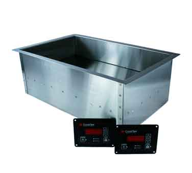 "CookTek Induction Hot Food Well 4"" - IHW062-24"