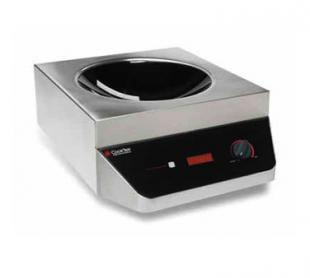 CookTek Heritage Induction Wok Range 1800w - MWG1800