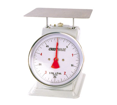 Crestware Portion Control Scale 5 Lb. - SCA605