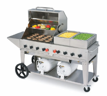 Crown Verity Club Grill - CCB-60-LP