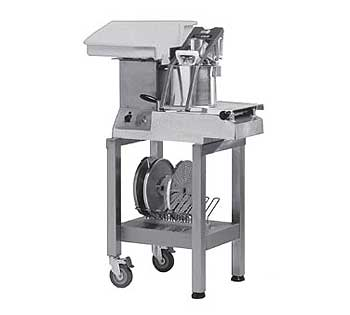Electrolux-Dito TR26023U-High Volume Production Vegetable Cutter, Continuous Feed Design - 603286