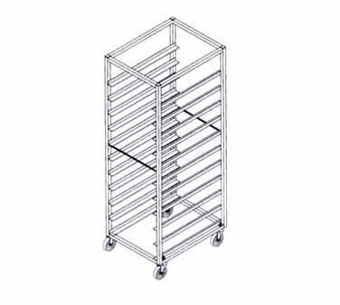 Doyon Pan Rack full height - 1809SS