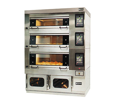 Doyon Artisan Stone Single Deck Oven - 2T-1
