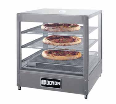 Pizza Display Warmer from Doyon - DRP3