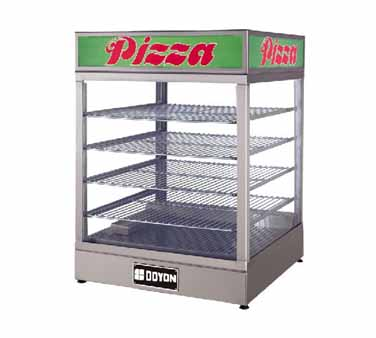 Doyon Food Warmer/Display Case - DRP4