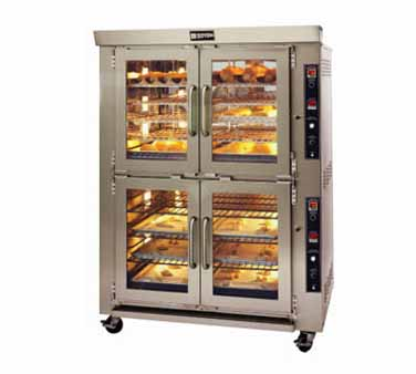 Doyon Jet-Air Convection Oven Gas dual oven - JA20G