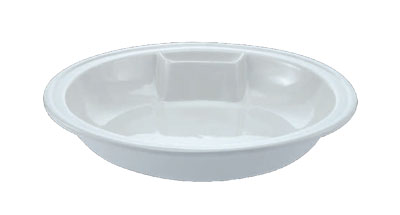 Eastern Chafing Dish Inset Food Pan round - 1436