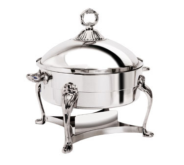 Eastern Queen-Anne Chafer 8 quart - 3280QA/SS
