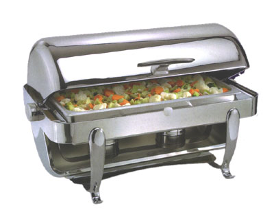 Eastern Park Avenue Chafer 8 quart - 2114