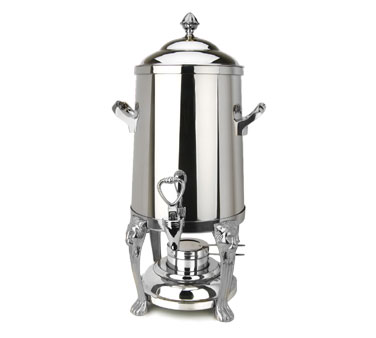 Eastern Lion Head Coffee Urn 5 gal. - 3205LH-SS