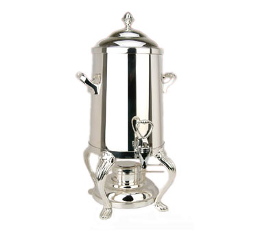 Eastern Queen-Anne Coffee Urn 3 gal. - 3203QA/SS