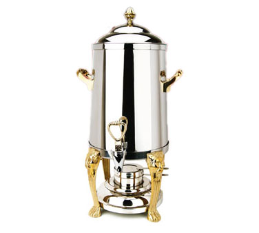 Eastern Lion Head Coffee Urn 5 gal. - 2205LH