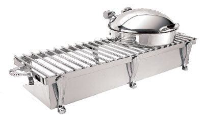 Eastern Grill Top with stand - 3269G