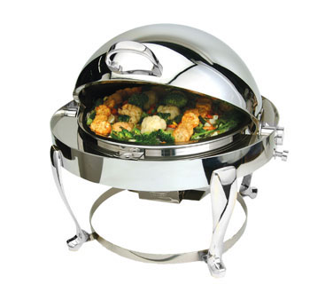 Eastern Freedom Chafer 4 quart - 3615FS/SS